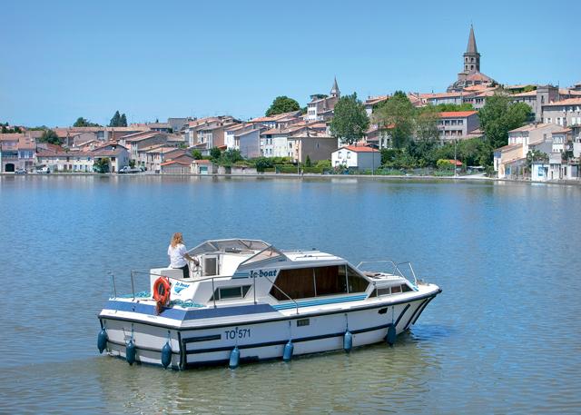 boat frane