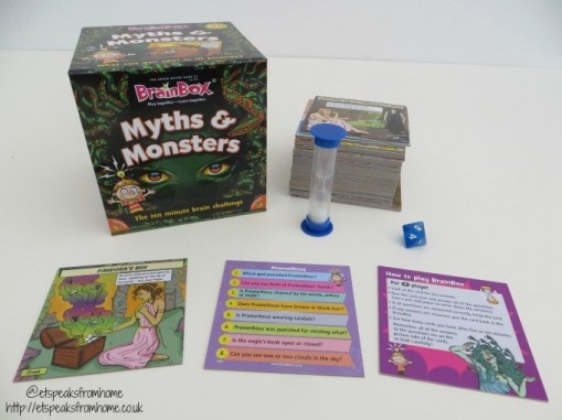 brainbox-myths-monsters-review