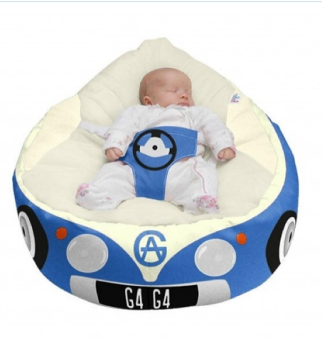 campervan baby bean bag