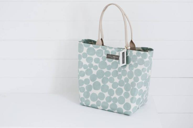 lucy houle tote bag