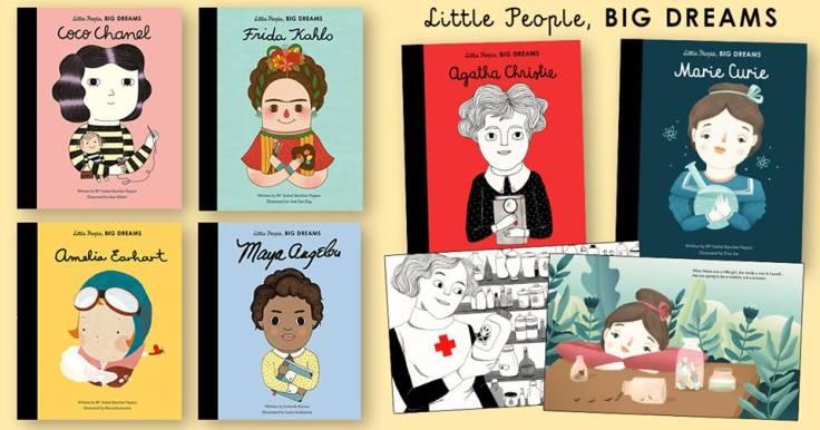 womens day books