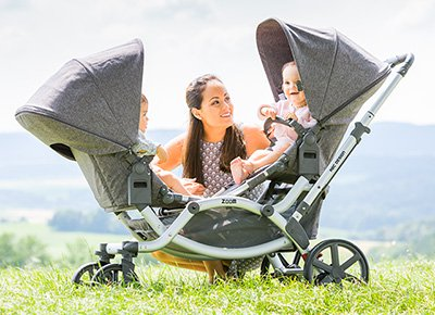 ABC zoom pushchair