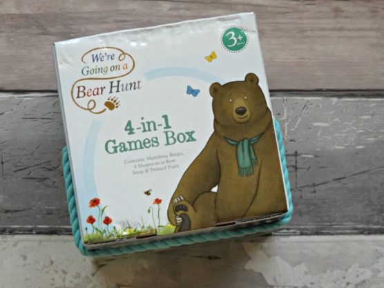 bear hunt game