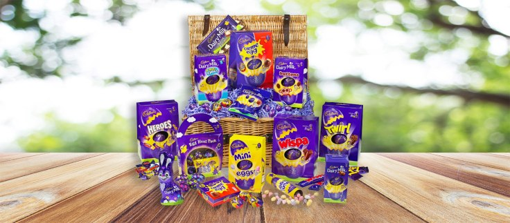 cadburys easter hamper
