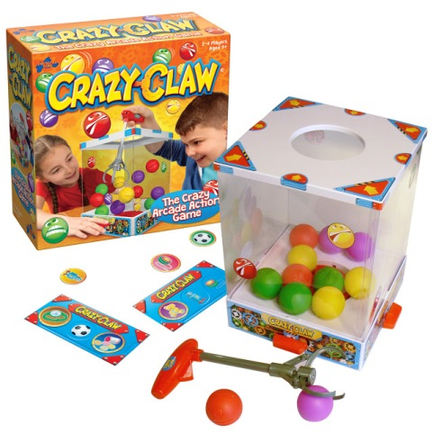 crazy claw game