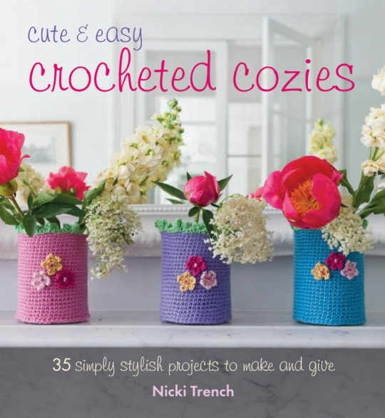 crocheted cozies