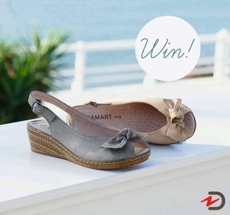 damart sandals