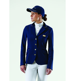 equine competition jacket