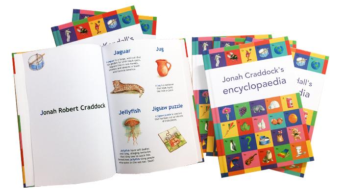 personalised encylopeadia