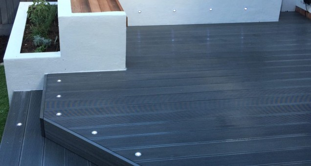 SAiGE Composite Decking