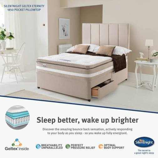 silentnight bed