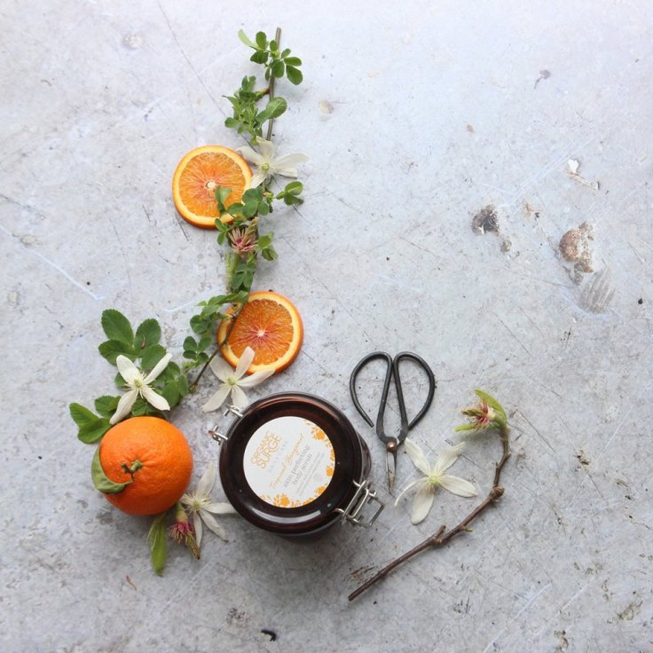 tropical bergamont