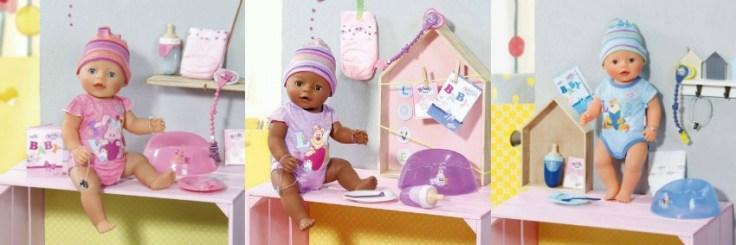 baby born interactive