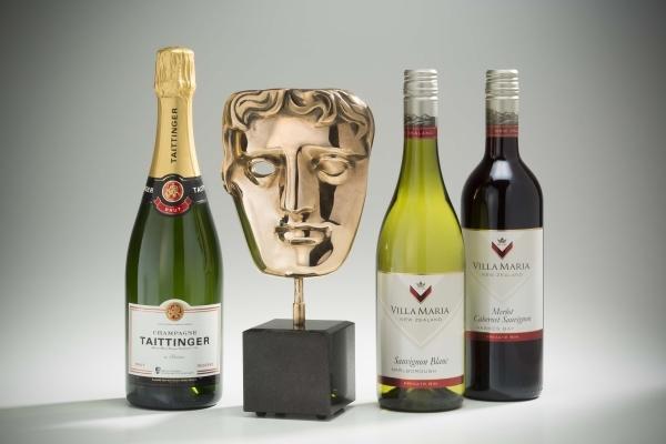 baftas champagne & wine
