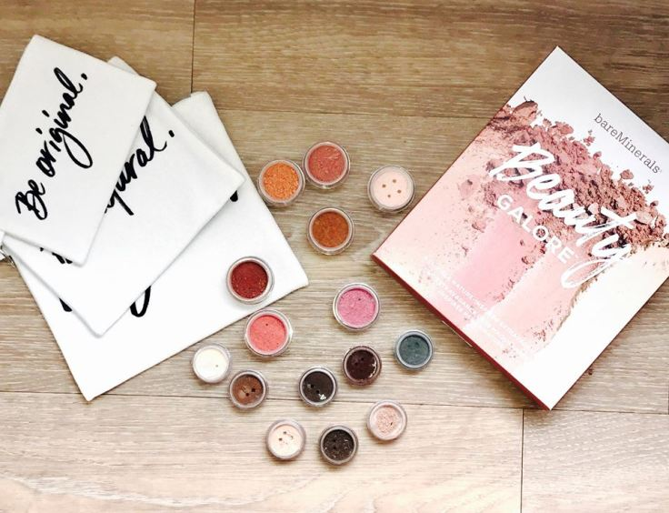bare minerals beauty galore