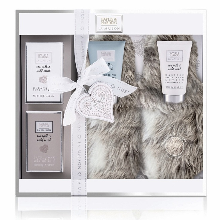 baylis & harding Sea Salt & Wild Mint