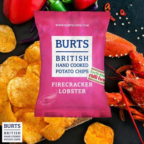 burts firecracker lobster