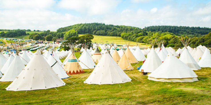 camp bestival boutique