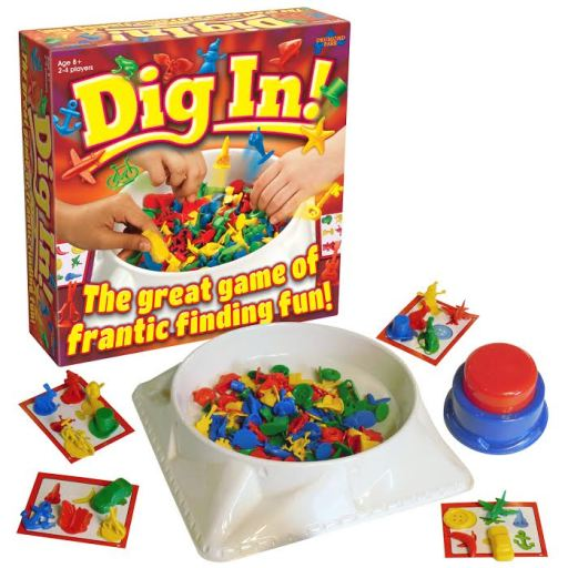dig in game