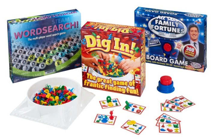 family board game bundle