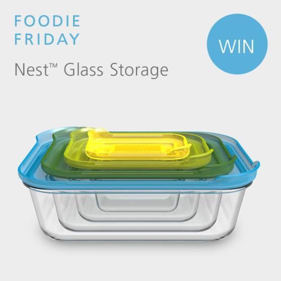 joseph joseph nest glass storage set