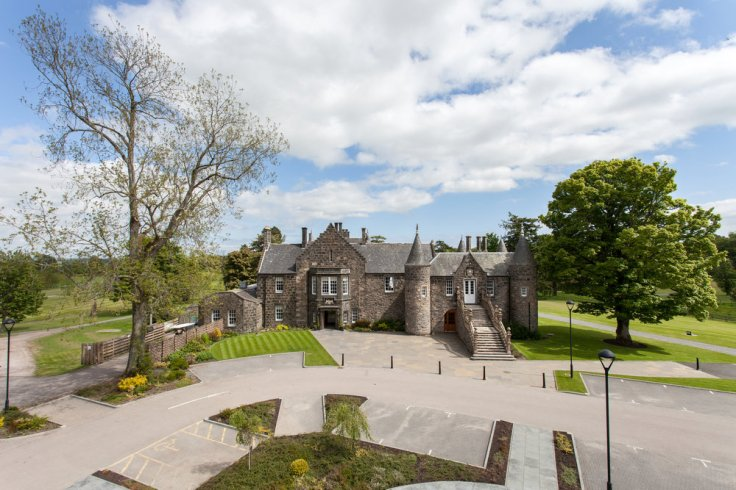 luxury weekend in aberdeenshire