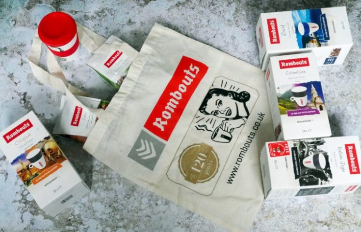 rombouts coffee bundle
