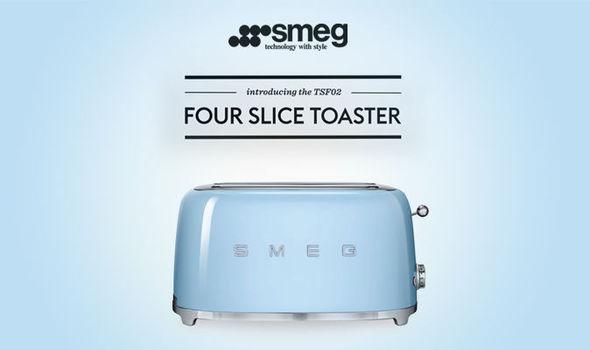 smeg toaster