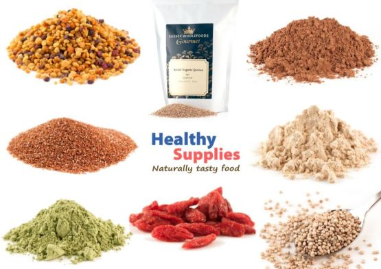 superfood bundle from healthy supplies