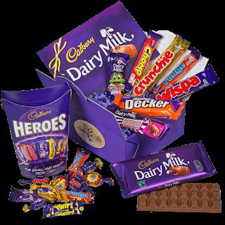 cadbury's heroes