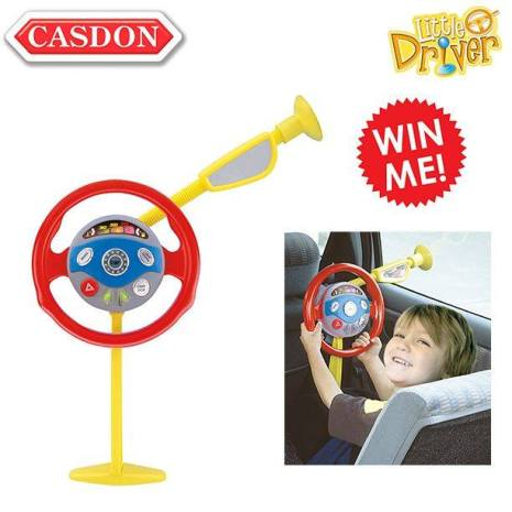 casdon toys car backseat driver