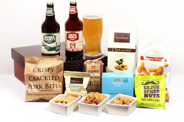 craft beers & bar snack