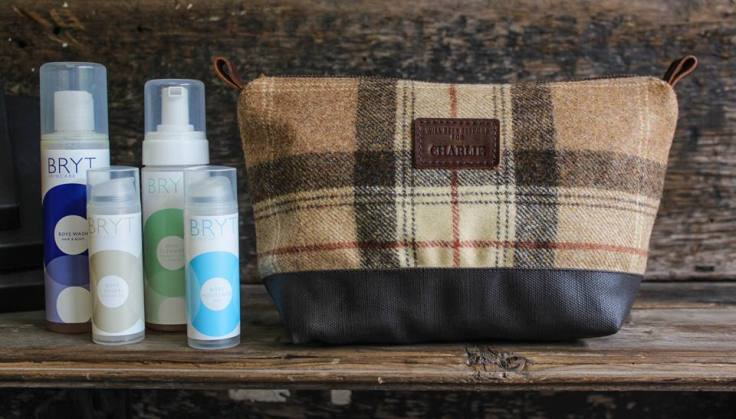 fathers day wash bag