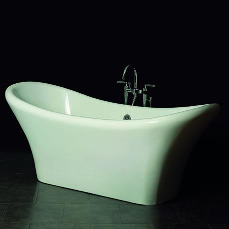 lilye freestanding bath