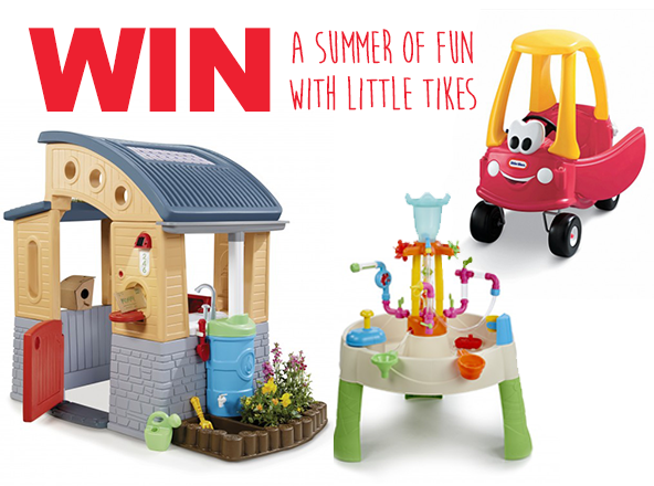 little tikes summer fun