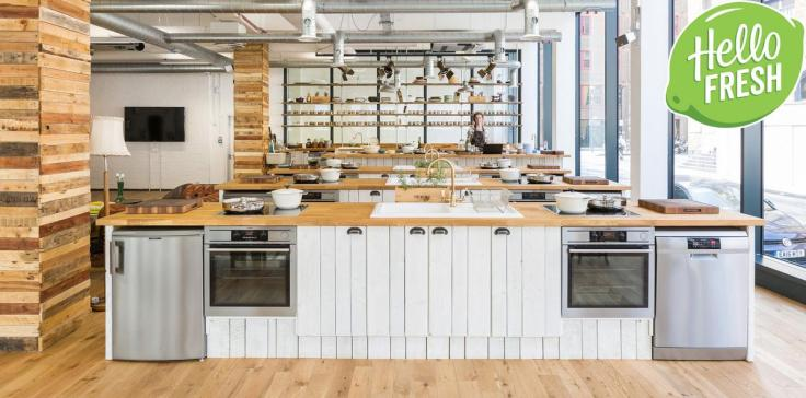 london stay & cooking experience