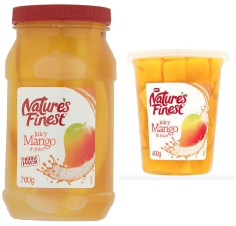 natures finest mango