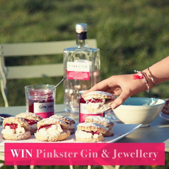 pinkster Gin & jewellery