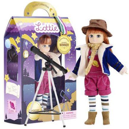 stargazer lottie doll