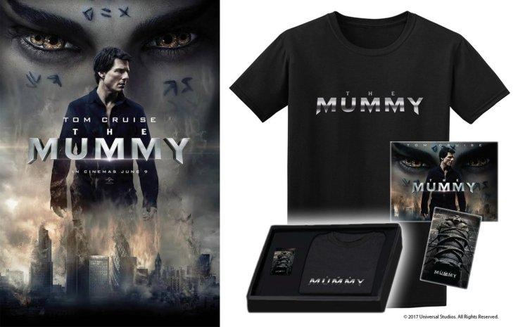 the mummy merchandise