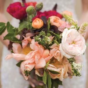 wedding flowers worth £200