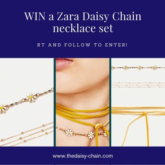 zara daisy chain