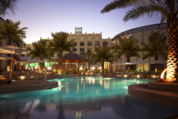 5 night stay for 2 in abu dhabi