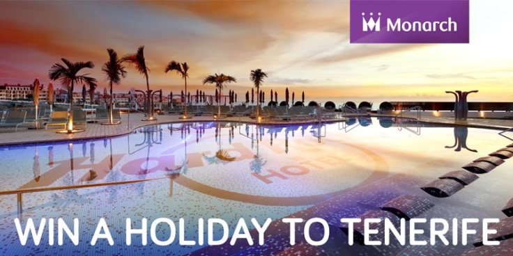 5 night stay in Tenerife for 2