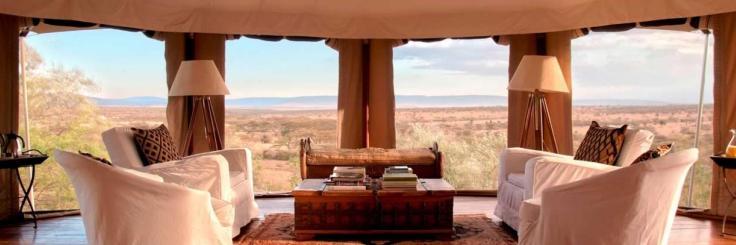 7 night luxury safari beach