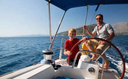 7 night sailing holiday in greece