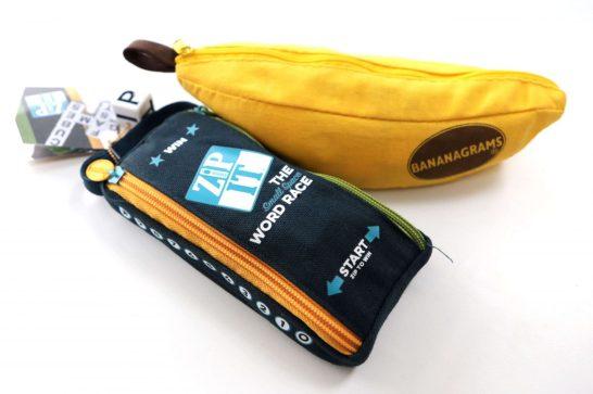 bananagrams & zip it