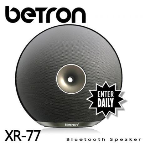 betron bluetooth speaker