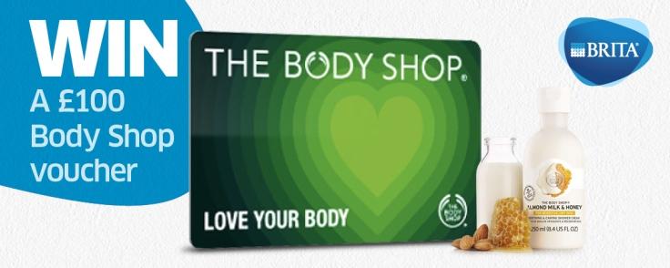 body shop voucher