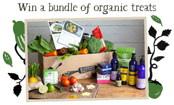 bundle of organic treats